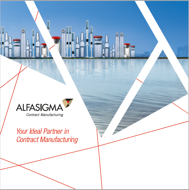 Alfasigma  Contract Manufacturing Showroom